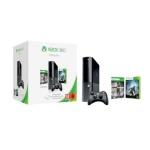 Saturn Tagesdeal: Xbox 360 – 250 GB + Tomb Raider (DLC) + Halo 4 (Xbox One Design ) +1 Controller + 1 Monat Xbox Live Gold um nur 144 € statt 219,78 €
