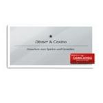 10 Prozent auf Dinner & Casino Gutscheine vom 8.04 – 15.04.2014