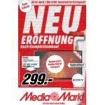 Media Markt Wr. Neustadt Neueröffnung – alle Eröffnungsangebote vom 10. – 12. April 2014