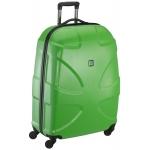 Amazon Blitzangebot: TITAN Koffer X2 Shark Skin – Special Edition in grün und pink um 69,90 € statt 149 €