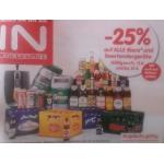 Interspar: -25% auf Bier und Biertender Geräte am 11. u. 12.4.2014