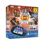 Amazon: PlayStation Vita Wifi Mega Pack + 6 Lego-Spiele + 16 GB Speicherkarte um 149 € statt 224,91 €