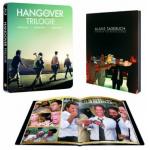 Hangover Trilogie Blu-ray Steelbook + Alans Tagebuch inkl. Versand um 19,97 €