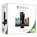 Saturn Tagesdeal: MICROSOFT Xbox 360 4GB + Kinect + Kinect Sports 2 + Kinect Adventures um 179 € statt 229 €