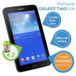 Samsung Galaxy Tab 3 7.0 Lite T110 8GB inkl. Versand um 95,90€ bei iBOOD.at