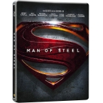 Man of Steel 3D – Blu-ray – Special Edition Steelbox inkl. Versand um ca. 14,55€