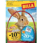 Neue Sortimentsaktionen (z.B.: -10% auf alles für alle! bei Billa)