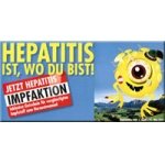 Hepatitis-Impfaktion bis 31. Mai 2015