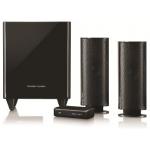 Harman Kardon HKTS 200 BQ W 2.1 Lautsprechersystem mit drahtlosem aktiv-Subwoofer um 315€