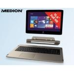 "Multimode-Touch-Notebook 39,6 cm (15,6"") MEDION® AKOYA® S6214T um 499 Euro ab dem 30.04.2014 beim Hofer"