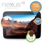 Google Nexus 10 16GB um 229,95 Euro (+5,95 Euro Versand) bei iBOOD.at