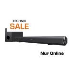 Saturn Onlineshop: SONY HT-CT 60 CEL Soundbar inkl. Subwoofer um 88 € statt 108 €