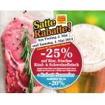 Billa: -25% auf alle Biere (auch Radler) am 2. u. 3.5.2014 (f. Vorteilsclubmitglieder)