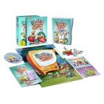 "Saturn Tagesdeal: Die komplette Kinderserie ""Rockos modernes Leben"" als DVD-Box um 52 € statt 75,71 €"