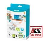 Mediamarkt Online: Wii Fit U + Fit Meter für die Nintendo Wii U um 27 € statt 44,89 €