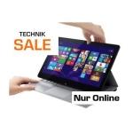 Saturn Onlineshop: Sony VAIO SVF13N1J2ES 13,3″  Touch Convertible Ultrabook um 855 € statt 988,99 €