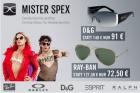 30€ Rabatt auf Sonnenbrillen bei MisterSpex.de @Groupon