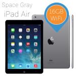 Apple iPad Air 16GB WiFi in schwarz/grau inkl. Versand um 375,90€ bei iBOOD.at – neuer Bestpreis!