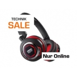 Mediamarkt/Saturn Onlineshop: Creative Soundblaster Headsests zum neuen Bestpreis – zB. CREATIVE SB EVO Wireless Headset 70GH027000001, s/r um 122 € statt 153,65 €