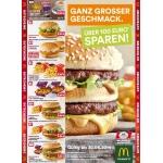 McDonalds Österreich Gutscheine Mai & Juni – bis 30. Juni 2014 gültig