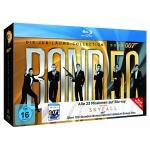 James Bond 007: Die Jubiläums-Collection inkl. Skyfall (24 Discs) [Blu-ray] für nur 91,69 Euro bei Amazon