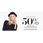 H&M Onlineshop: bis zu 50 % Rabatt auf ausgewählte Artikel nur am 14.5.2014