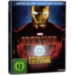 Iron Man Trilogie Limited Collector's Edition (Blu-ray) um 17,64€