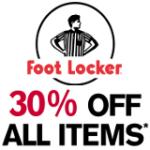 -30% auf alles bei Footlocker vom 22. – 25. Mai 2014