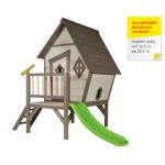 """SUNNY Kinderspielhaus """"Cabin"""" mit Rutsche für nur 399€ (inkl. Versand) bei Möbelix"""