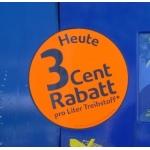 3 Cent billiger bei Jet Hirschstettner Straße, 1220 Wien