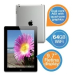 ibood.at: Apple iPad 4 WIFI Retina 64GB in schwarz (MD512FD/A) um 455,90 € inkl. Versand