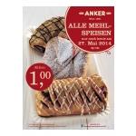 Alle Mehlspeisen bei Anker um nur einen Euro