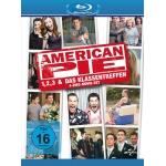 Amazon: American Pie 1, 2, 3 & Das Klassentreffen auf Blu-ray um 17,97 €