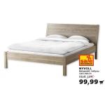 IKEA MIDSOMMAR Sale zB NYVOLL Bettgestell um 99,99 €