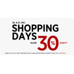 Mango Shopping Days: -30% auf alles – nur gültig am 30. – 31.30.
