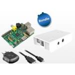 """Bundle """"Raspberry Pi Model B"""" + Gehäuse und Netzteil inkl. Versand um 39,99€"""