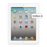 Apple iPad 2 Wi-Fi 16 GB weiß (MC979FD/A) inkl. Versand um 286,89€
