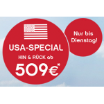 Airberlin: USA-Special – z.B.: New York & Chicago ab 509€ oder Miami ab 639€
