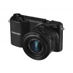 Saturn Tagesdeal: Samsung NX2000 Digital Kamera mit 20-50 mm Kit in schwarz um 177 €