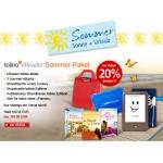 Weltbild: Tolino Shine Komplettset um € 119,99