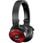 Amazon Blitzangebot: AKG K619 High Performance DJ Kopfhörer mit In-Line Mikrofon und Lautstärkeregler in der Farbe rot um 57 € inkl. Versand