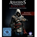 "Libro: ""Assassin's Creed IV: Black Flag – Jackdaw Edition"" um je 49,99 € für die PS 4 und Xbox One"