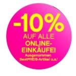 BIPA: -10% auf alle Online-Einkäufe*