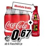 Mediamarkt Filialen: Die Besten 11 am 10. Juni – zB. Coca Cola 0,5 L um 0,67 €, Red Bull 0,25 L 0,83 €, uvm…