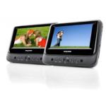 Nextbase NB48AC Tragbarer DVD Player 7″ mit 2 Playern + Auto-Halterungen und Zubehör inkl. Versand um 72,39€