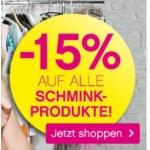 Bipa: -15% auf alle Schminkprodukte & Nagellacke