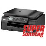 Media Markt Supersonntag am 15.6.2014 – zB.: Brother MFCJ 245 Multifunktionsgerät um 55 €