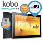 Kobo Arc 10HD Android-Tablet um 235,90€ inkl. Versand bei IBOOD
