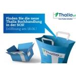 Tolle Angebote zur Eroeffnung der Thalia Buchhandlung in der SCS