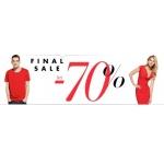 Amazon Fashion Summer Sale mit bis zu 70% Rabatt